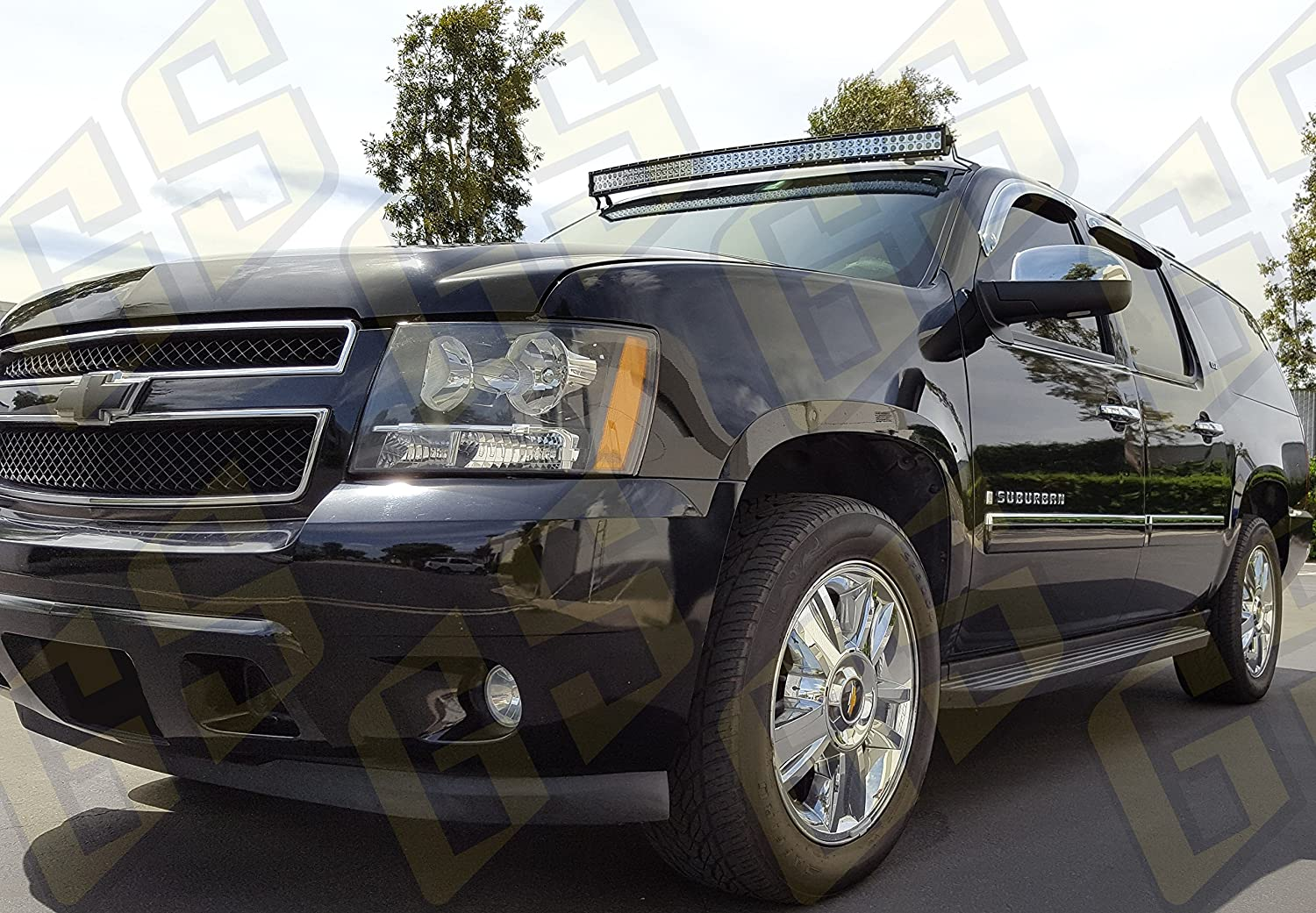 """GS Power's LED Light Bar Brackets (choices of 50 