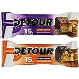 Detour Peanut Lover's Protein Bars, 18 Count