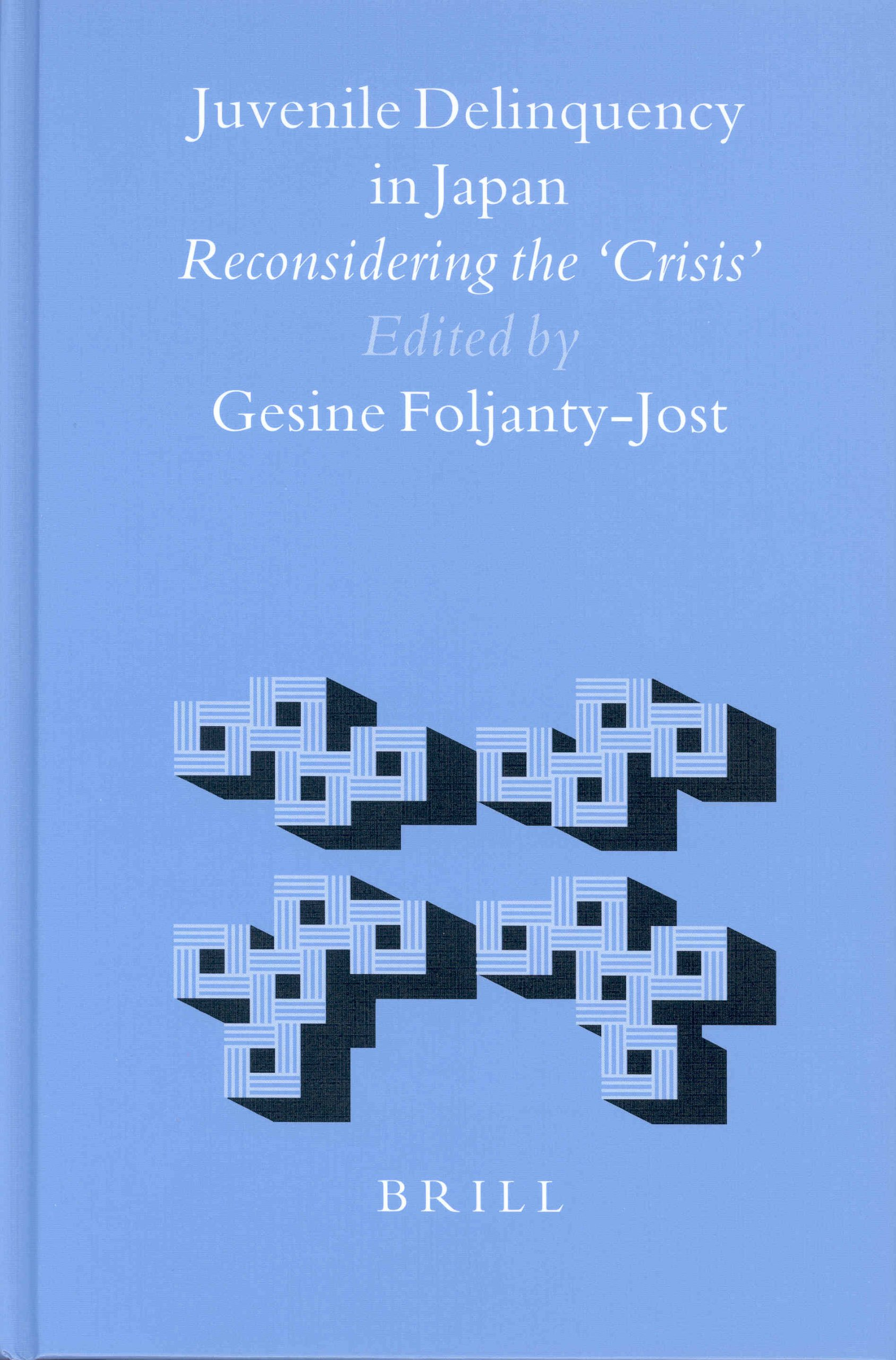 """Download Juvenile Delinquency in Japan: Reconsidering the """"crisis"""" (Brill's Japanese Studies Library) pdf epub"""