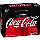 Coca-Cola Zero Sugar, 12 fl oz, 20 Pack