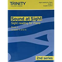 Sound At Sight (2nd Series) Piano Book 3 Grades 5-6