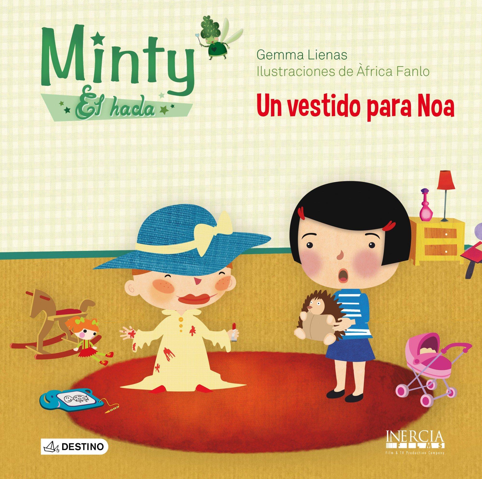 Download Minty, el hada. Un vestido para Noa (Spanish Edition) ebook