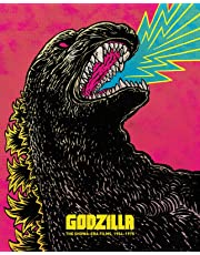GODZILLA - THE SHOWA FILMS (1954-1975) [The Criterion Collection]