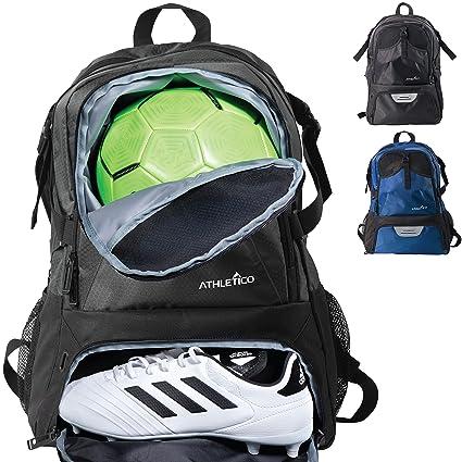 soccer and basketball