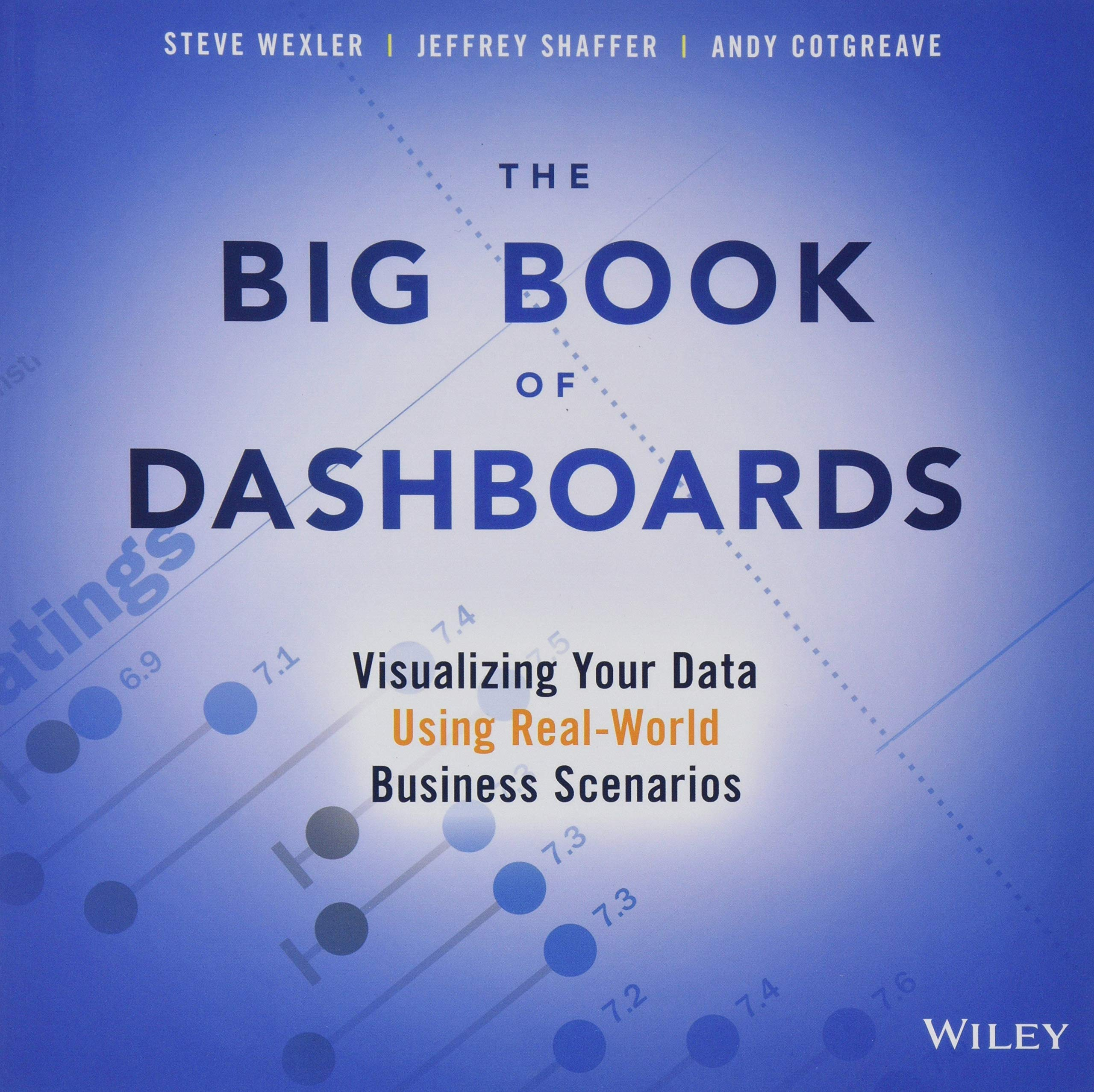 The Big Book of Dashboards: Visualizing Your Data Using Real-World Business Scenarios by WILEY