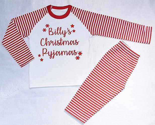 Personalised Christmas Pyjamas 2018 Christmas Pyjamas Toddler Pyjamas Xmas  2018 Boys Pjs Girls Christmas Gifts Kids 3e6d3c0d9