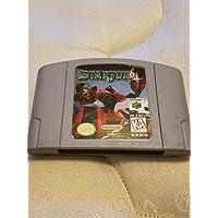 Star Fox Without Rumble Pak - Nintendo 64