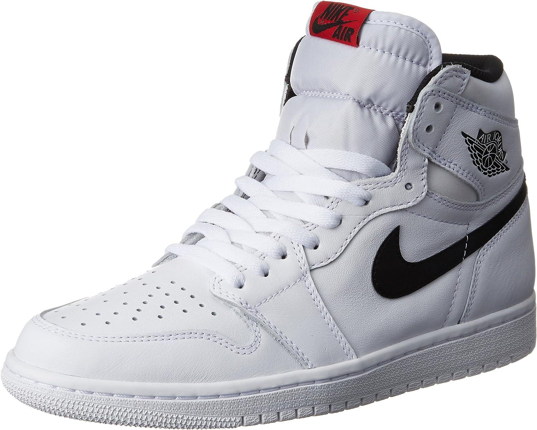 Nike Herren Air Jordan 1 Retro High Og Gymnastikschuhe