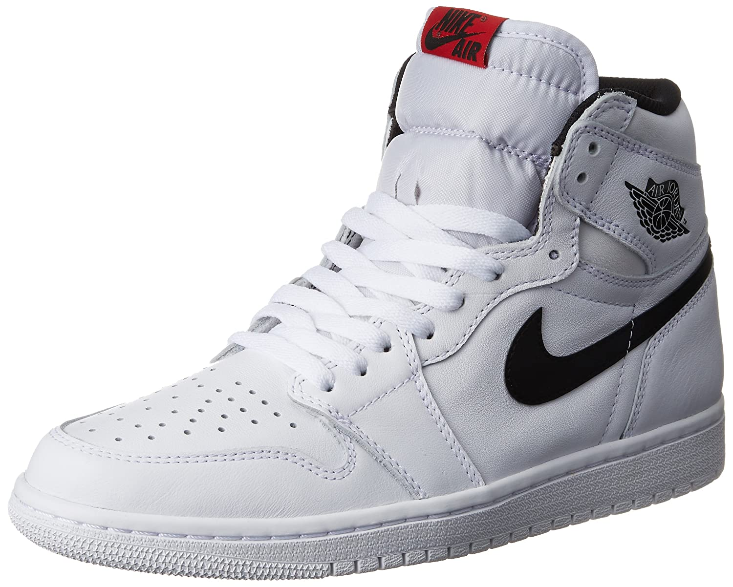 Amazon.com: Nike Men\u0027s Air Jordan 1 Mid Basketball Shoe: Nike: Clothing