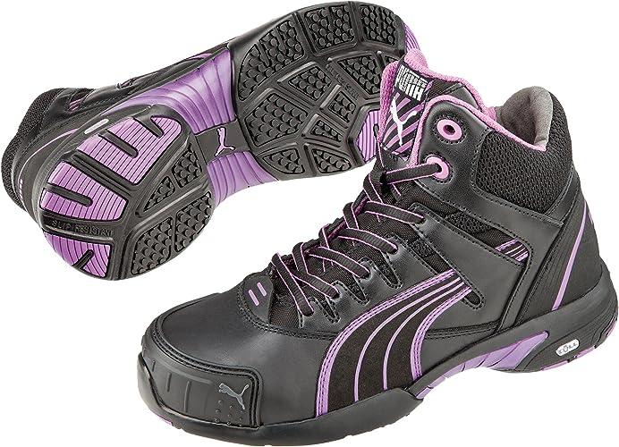 chaussure puma femme montante