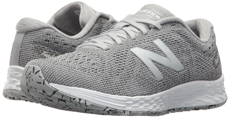New Balance Women's Fresh Foam Arishi V1 Running Shoe B01MY1YCV6 6.5 D US|Light Grey/White
