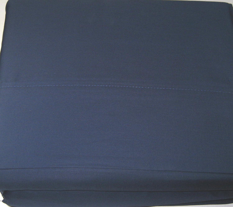 Lauren Queen Cadet Blue Dunham Sateen Sheet Set