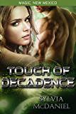 Touch of Decadence: The Magic Mirror (Magic, New Mexico Book 29)