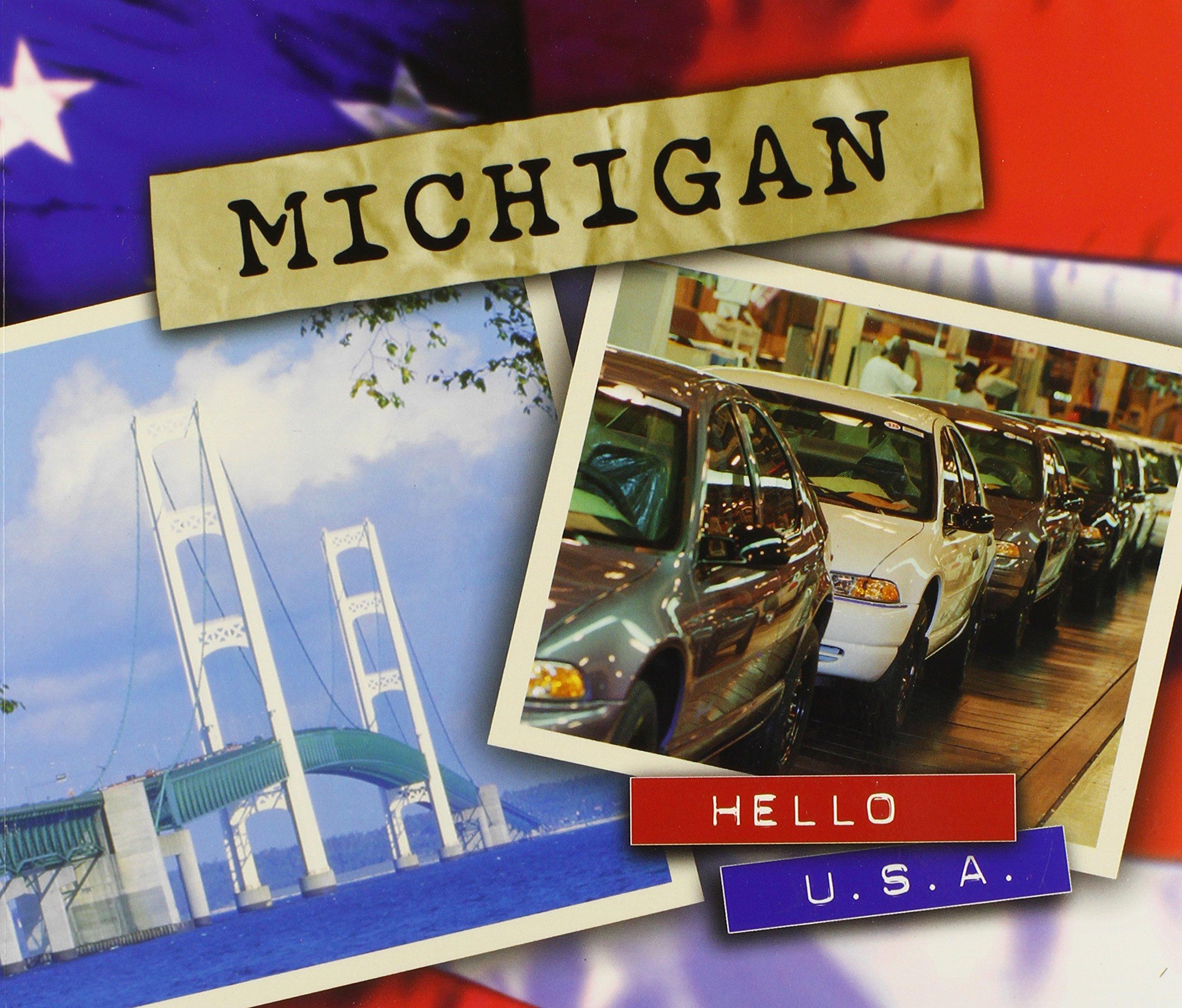 Read Online Michigan (Hello USA) ebook