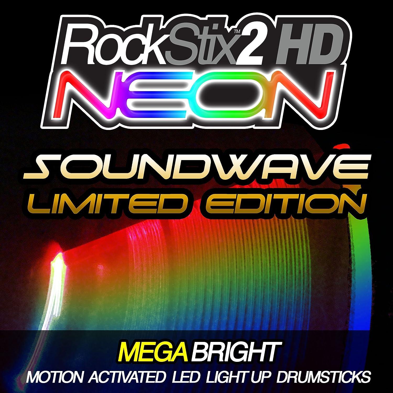 rockstix 2 HD NEON Color Change - con