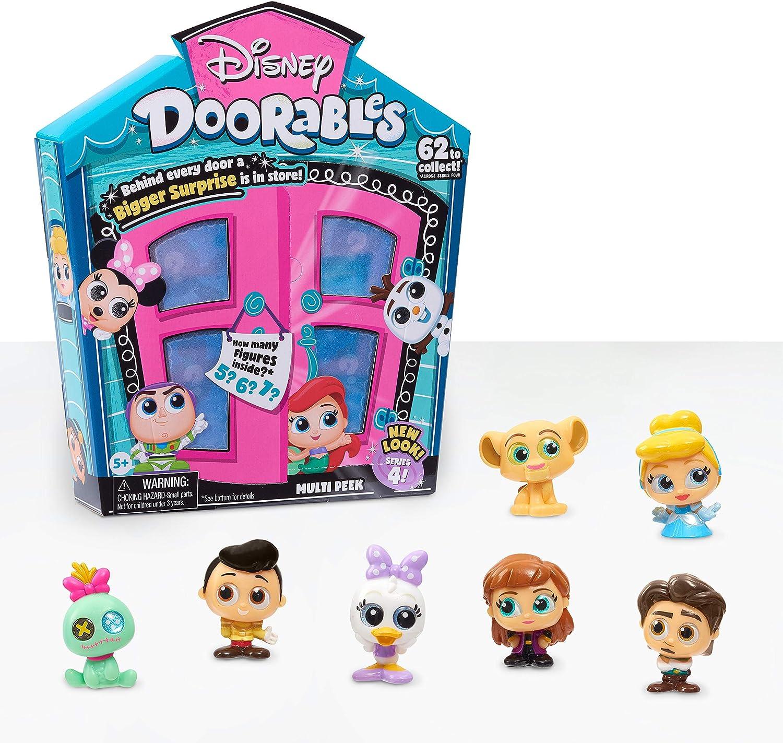 Disney Doorables Multi-Peek Pack Series 4