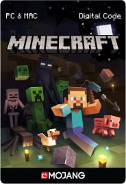 Minecraft for PC/Mac [Online Game Code]