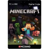 #9: Minecraft for PC/Mac [Online Game Code]