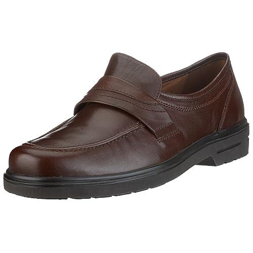 Sioux - Zapatos clásicos de Cuero para Hombre: Amazon.es: Zapatos y complementos