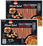 Hormel: Fully Cooked Bacon 72 Slices (2 Pack)