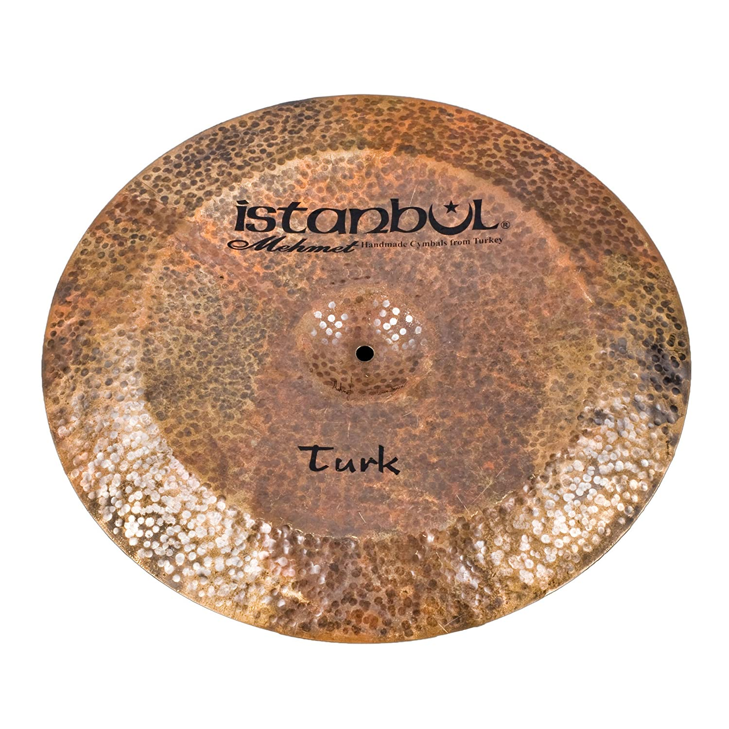 Istanbul Mehmet Cymbals Custom Series Turk China Cymbals CHT (17
