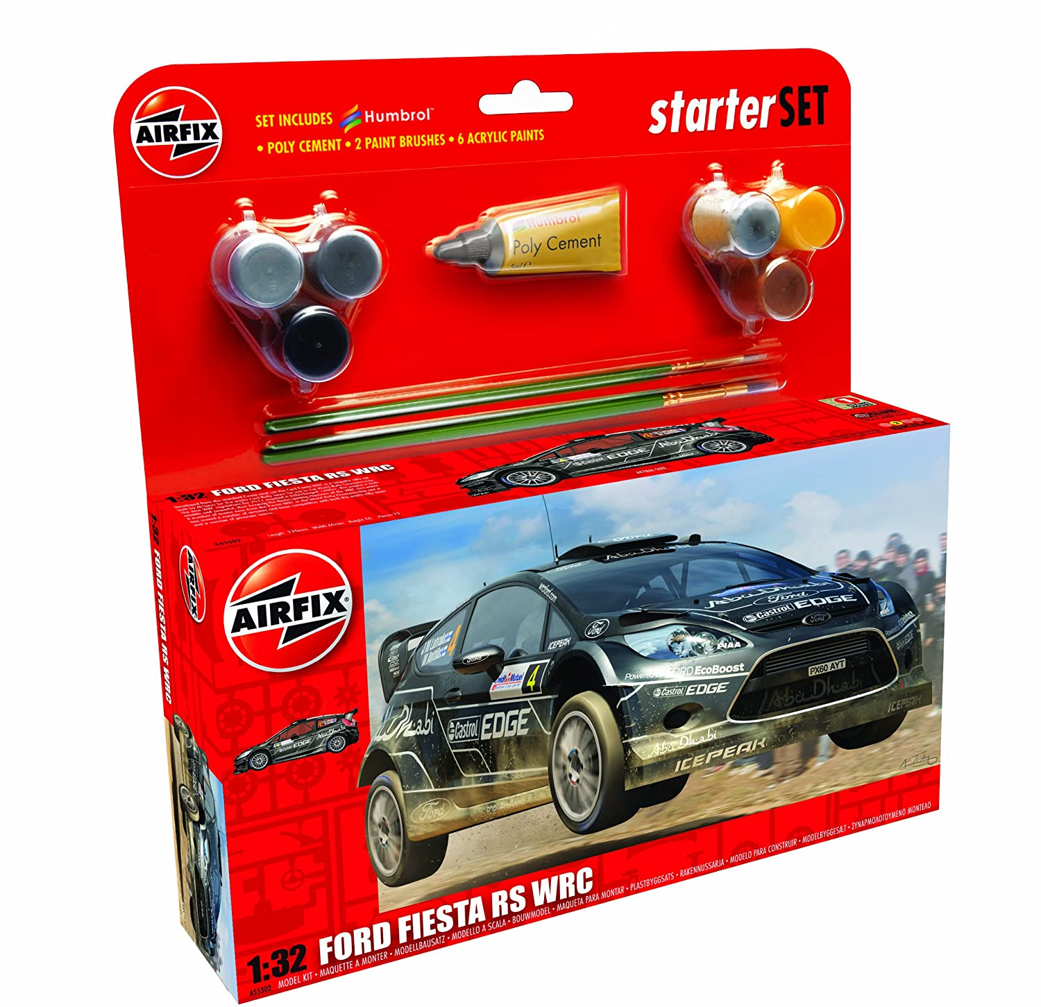 Ford Fiesta WRC amazon