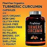 Turmeric Curcumin with BioPerine Black Pepper and