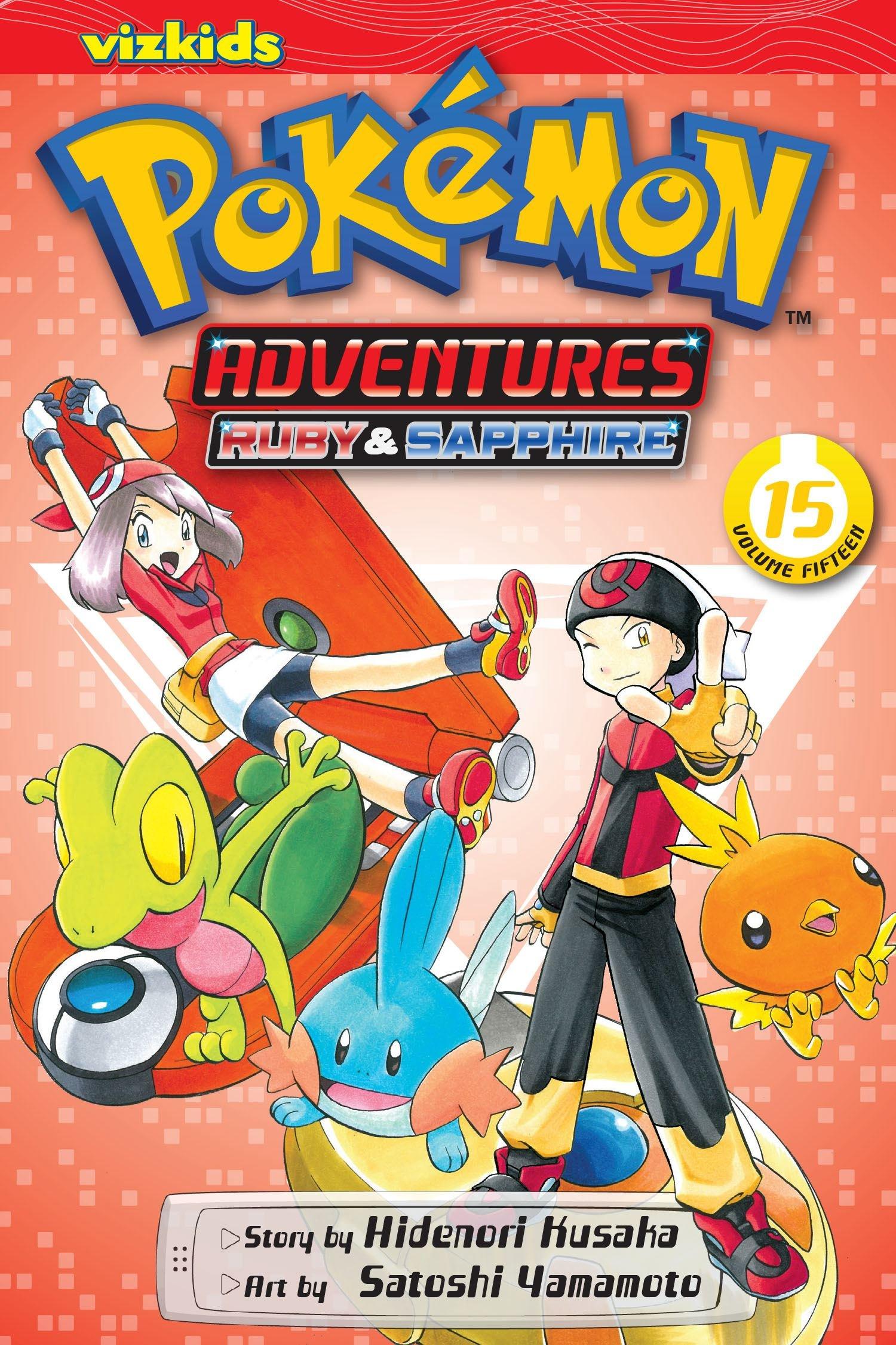 Pokémon Adventures, Vol. 15 (Pokemon)