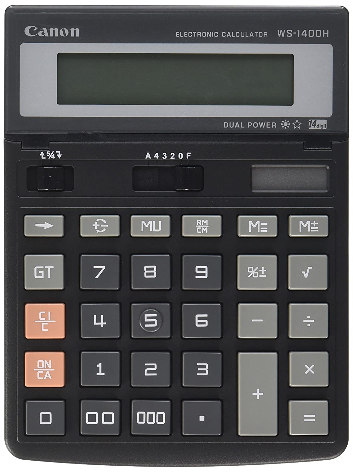 Canon Office Products WS-1400H Business Calculator