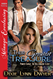 Their Greatest Treasure [Power Surge: The Billionaire Club 1] (Siren Publishing Menage Everlasting)