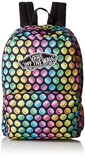 397ead2b76 Vans Realm, Women's Backpack, Multicolor (late Night/black/macaroons ...