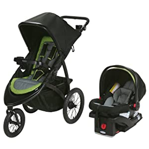 Graco Roadmaster Jogging Stroller Travel System Hudson