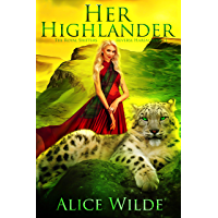 Her Highlander: A Reverse Harem Fantasy Romance (The Royal Shifters Book 2)