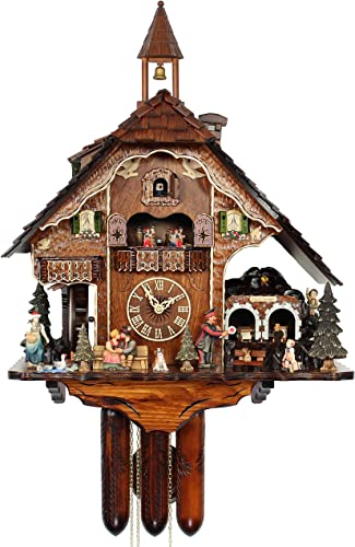HerrZeit by Adolf Herr HerrZeit Cuckoo Clock – Next Stop Black Forest