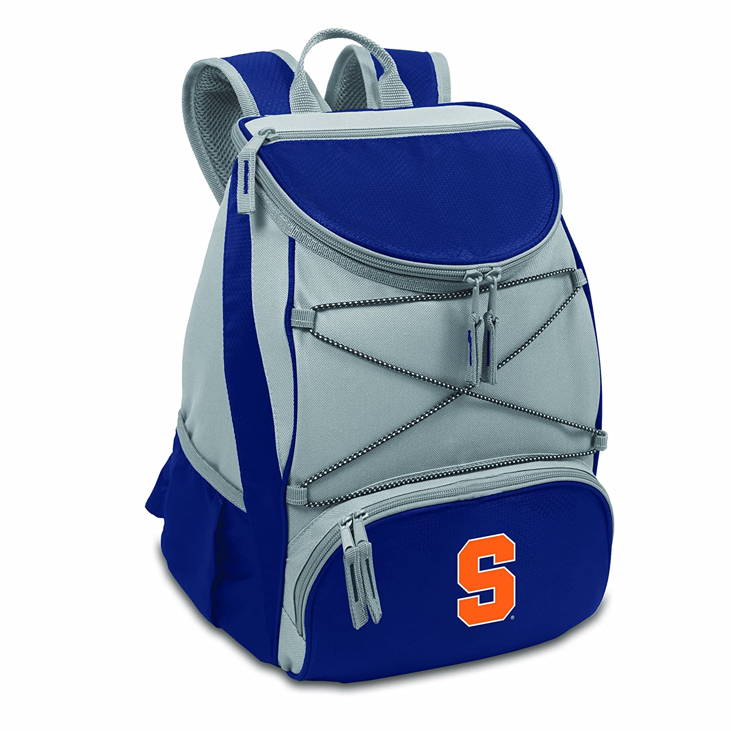 Navy PICNIC TIME NCAA Syracuse Orange PTX Insulated Backpack Cooler