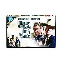 El Hombre Que Mató A Liberty Valance - Edición Horizontal [DVD]
