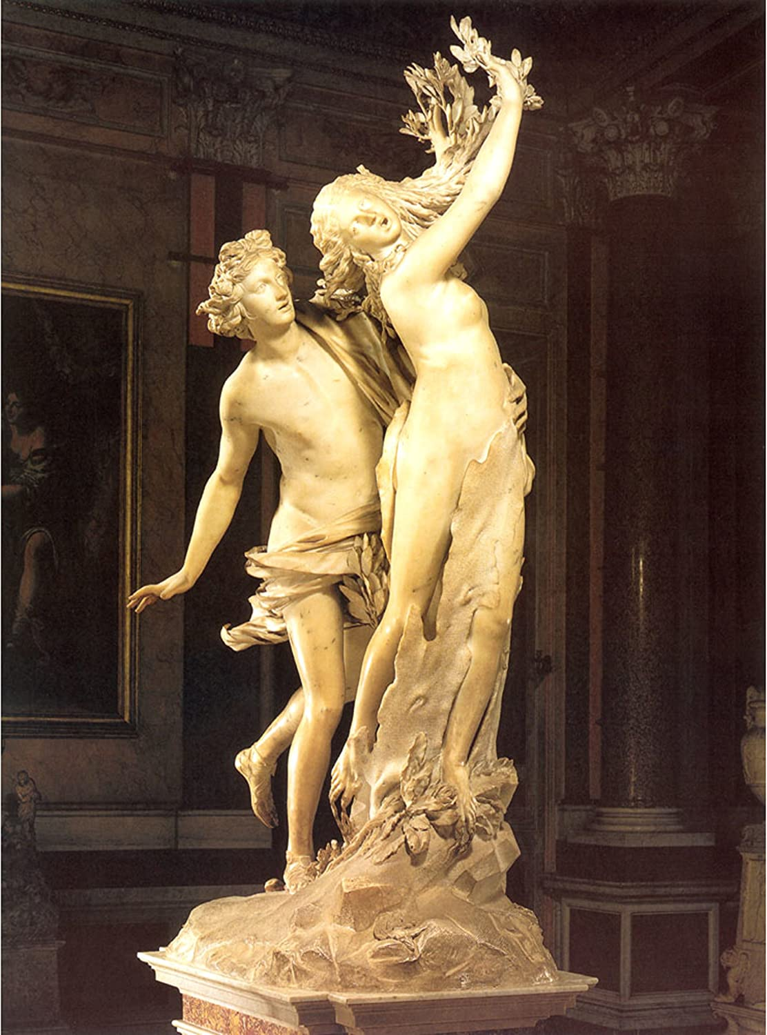 Amazon Com Apollo And Daphne By Gian Lorenzo Bernini Posters Prints