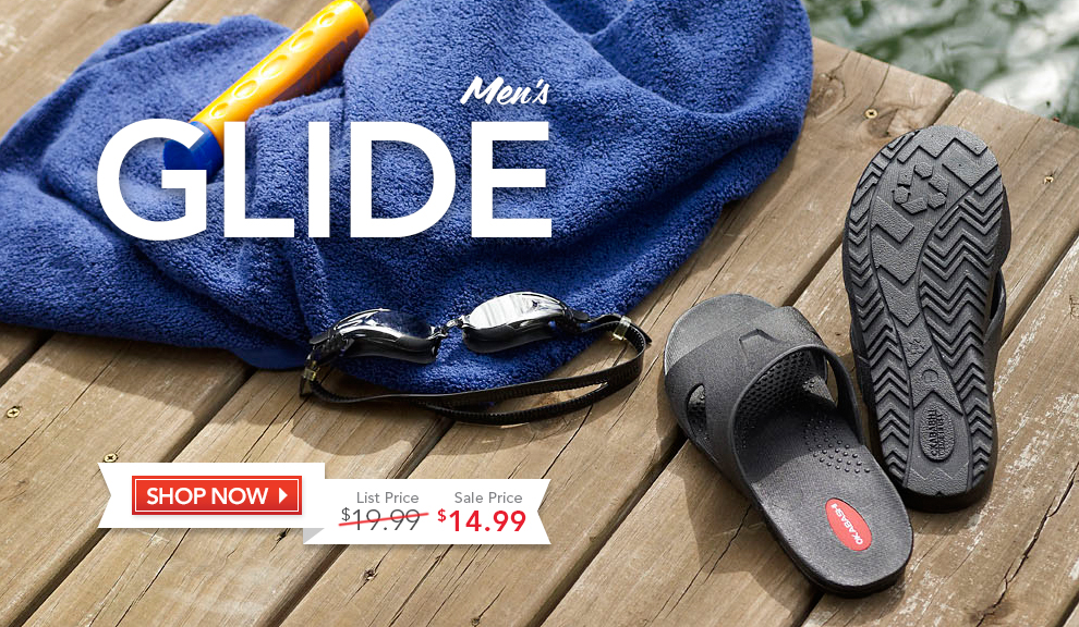 Mens Glide Sandal on Sale