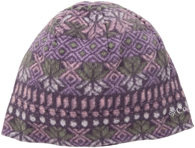 00bb008f43ef7 Amazon.com  Columbia Girls  Big Glacial Fleece Hat