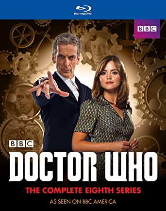 Doctor Who: The Complete Eighth Series 4 Blu-Ray Edizione: Stati ...