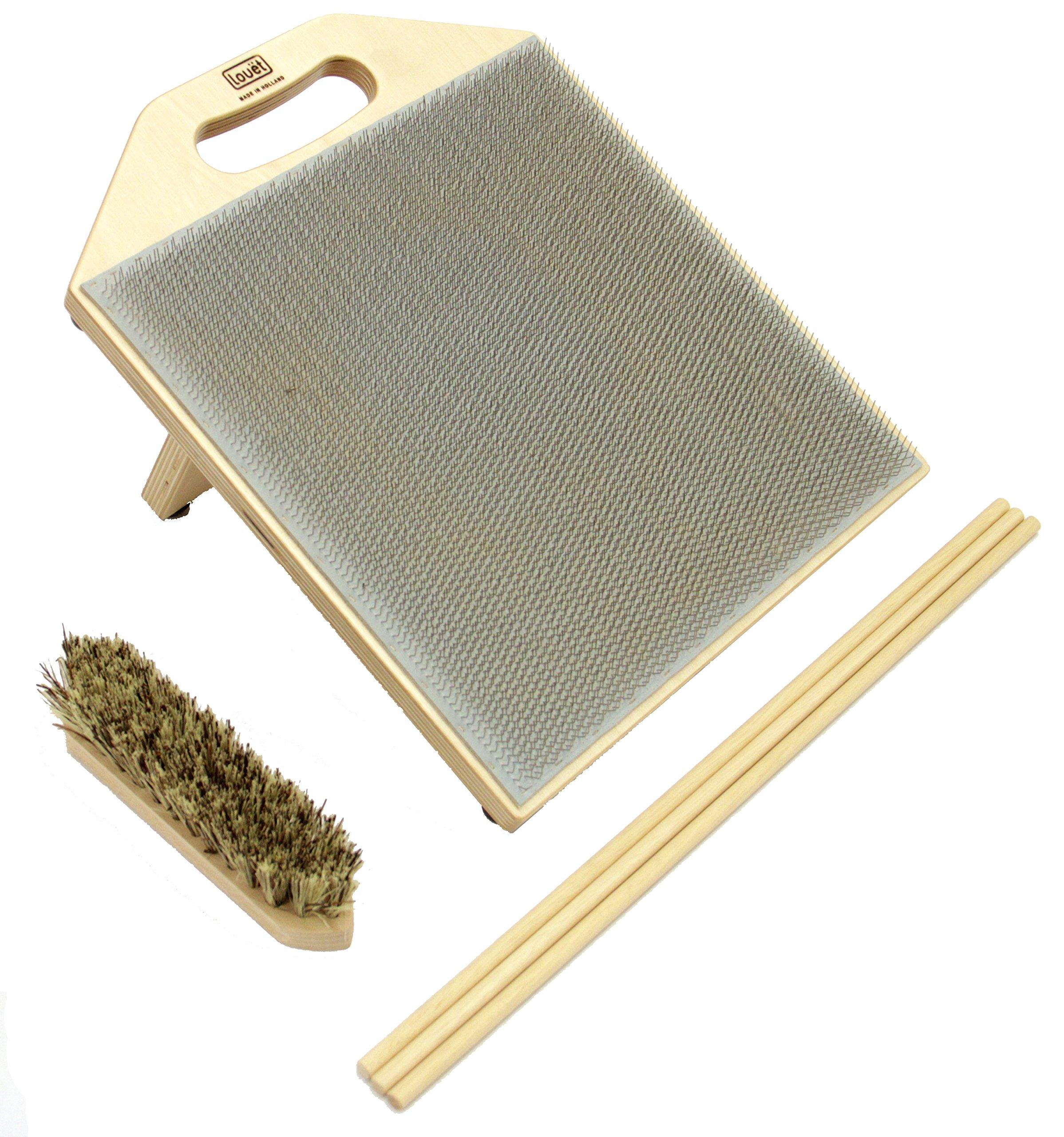 Louet Blending Board for Spinning Fiber Preparation by Louet