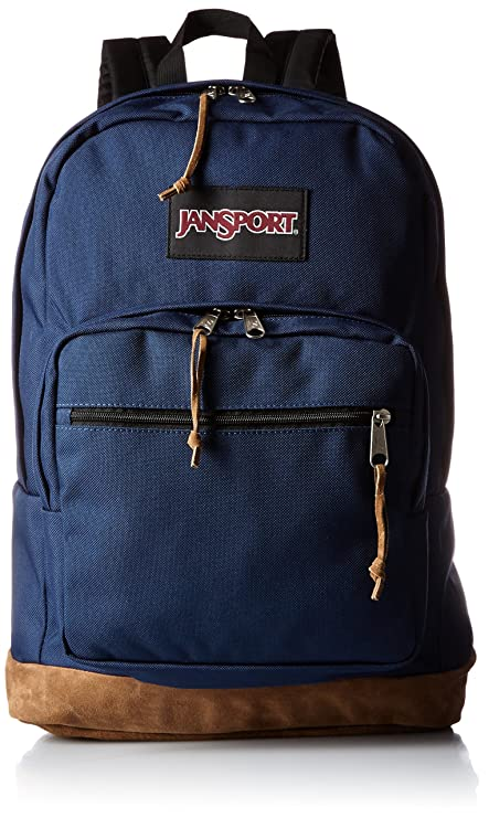 da375474e8 JanSport Right Pack 31 ltrs Navy Casual Backpack (JTYP7003)  Amazon.in   Bags
