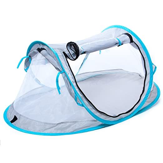 Amazon.com: Tienda para bebé portátil by petitco: plegable ...