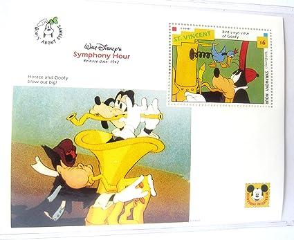 Amazon.com: Disney Symphony Hour San Vicente Seis sello de ...