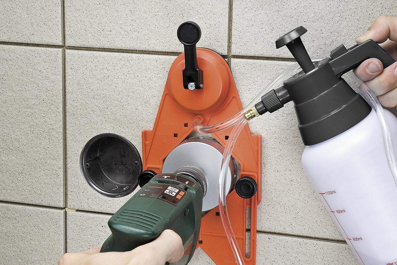 Kwb 499801 guida per trapano accessorio per attacco del trapano