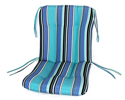Sunbrella Outdoor WROUGHT IRON CHAIR CUSHION By Comfort Classics Inc.