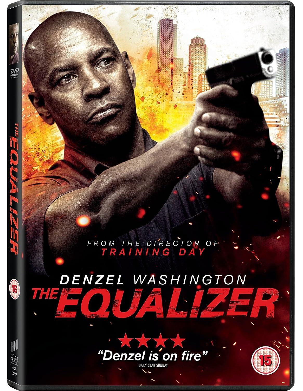 Amazon Com The Equalizer Dvd 2014 Movies Tv