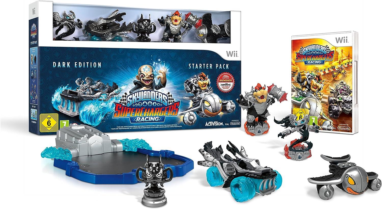 Skylanders Superchargers: Starter Pack - Dark Edition [Importación Alemana]: Amazon.es: Videojuegos
