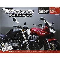 Revue moto technique, numéro 121 : Ducati (600-750 et 900 Monster), Suzuki (GSF 600 F et 600 S Bandit)
