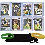 Green Bay Packers Cards: Aaron Rodgers Davante Adams Aaron Jones Jamaal Williams Allen Lazard Clay Matthews Brett Favre…